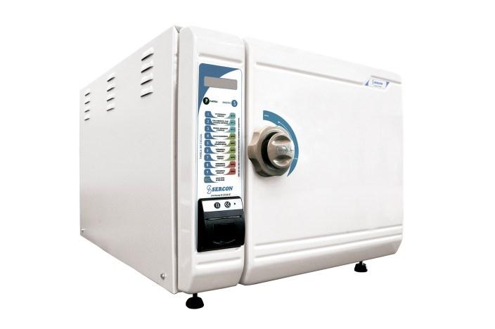Autoclave 56 litros - ECOSPEED PRINTER - SERCON