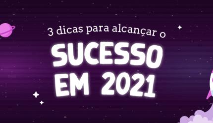 Não conte com a sorte em 2021