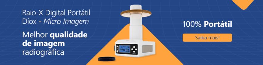 Raio-X Digital Portátil Díox - Micro Imagem