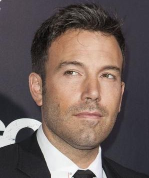 Ben Affleck.  Might play Batman.