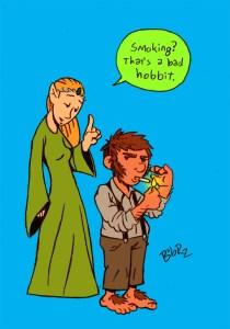 bad hobbit