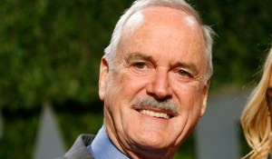 John Cleese, famously not too fond of Adolf Hitler