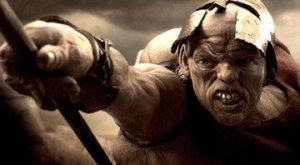 Ephialtes: failed, treacherous Spartan warrior