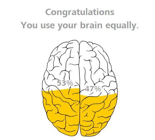 equal brain