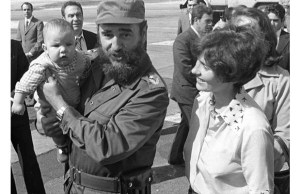 Castro holds up Justin Trudeau