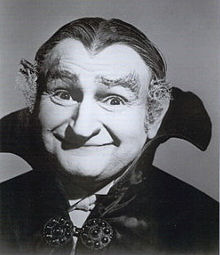Grandpa Munster - a blood-sucking Transylvanian who is less scary than Ted Cruz