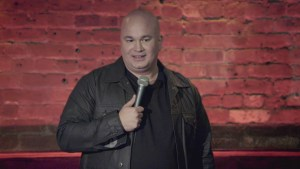 Comedian Robert Kelly