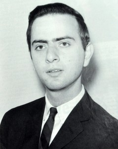 Carl Sagan, scientist who played a TV guy