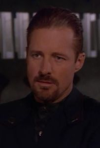 Bruce Boxleitner (also not from Star Trek)