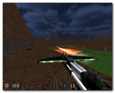 Lava Gauntlet Sniper