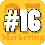 MarketingHack 16: Loose a book for 2 years
