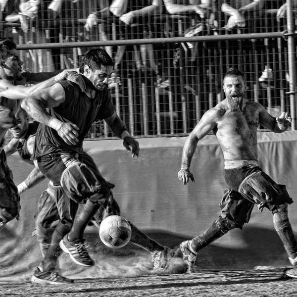 Calcio Storico, Real Football,