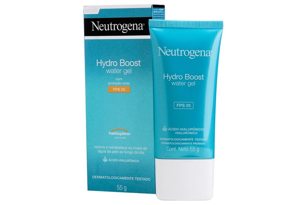 Hidratante Facial com FPS25 Neutrogena  bom para pele