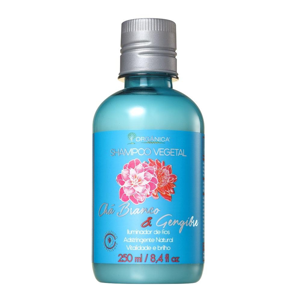 Shampoo Orggânica, ótimo entre produtos naturais