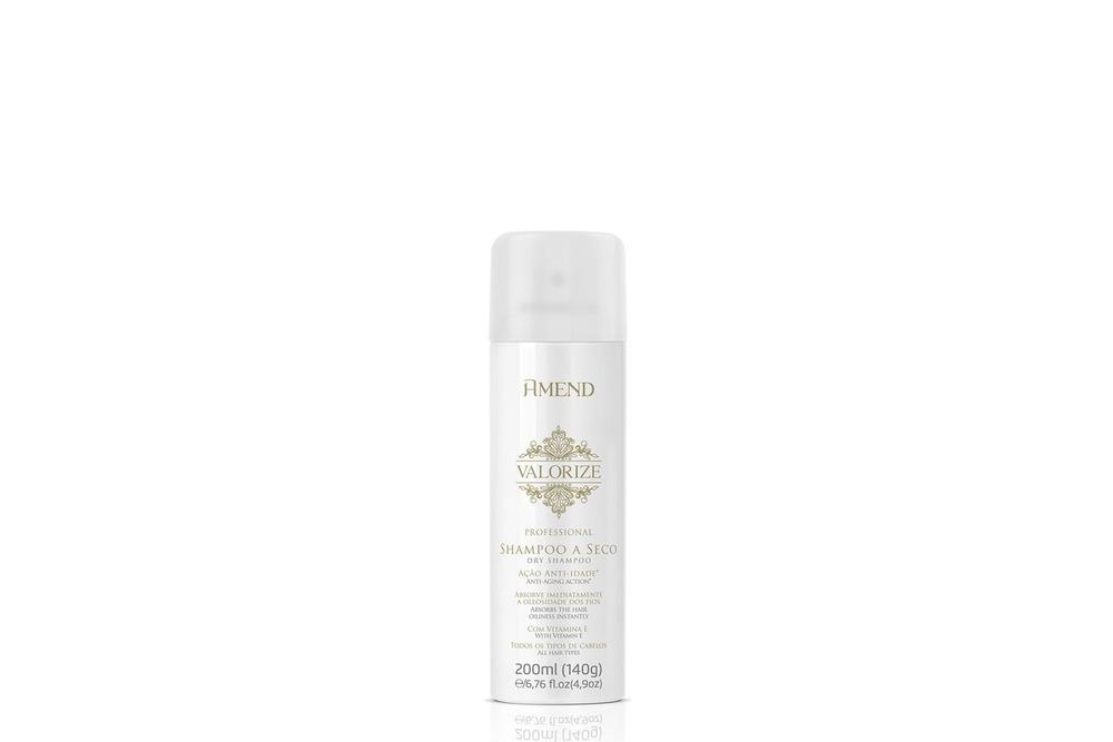 Shampoo a seco Amend para cuidados capilares no inverno