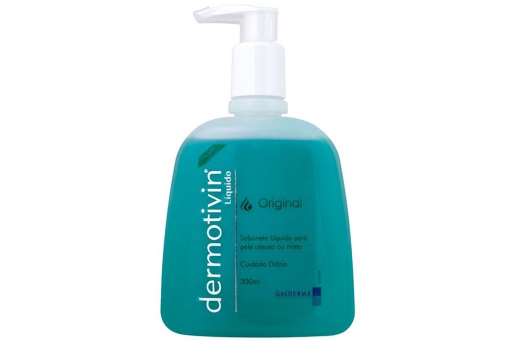 Sabonete líquido com aloe vera para peles mistas e oleosas, para manter a pele bonita