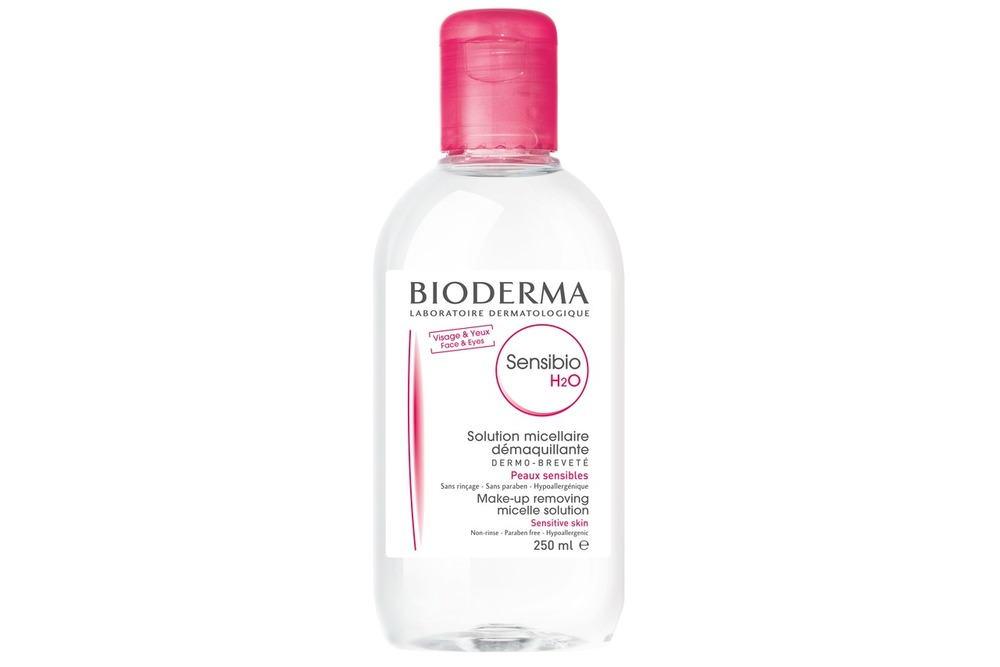 Água micelar Bioderma para pele