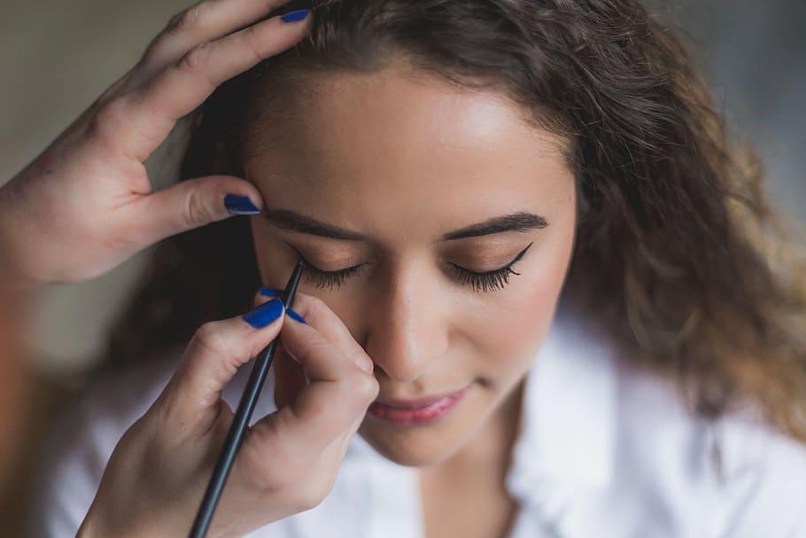 Como Aplicar Maquiagem em Cada Formato de Rosto?