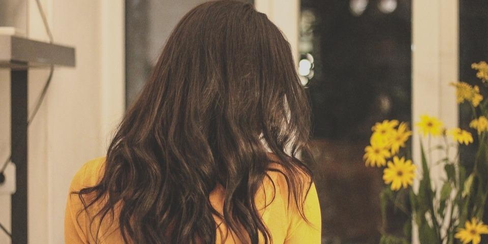 oleosidade do cabelo