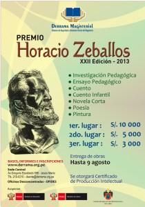 XXII Premio Horacio Zeballos