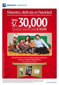 Créditos Navidad 2013