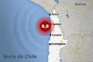 Recomendaciones en caso de sismo