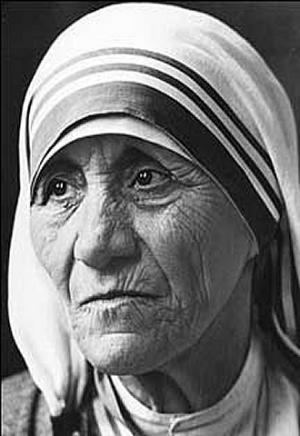 Madre Teresa De Calcuta Ejemplo De Humildad Y Amor Al Projimo