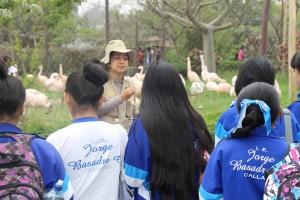 zoológico de Huachipa