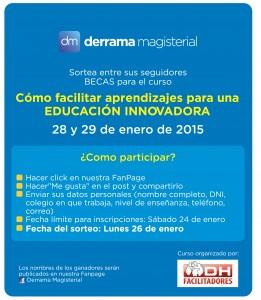 Concurso innovación educativa