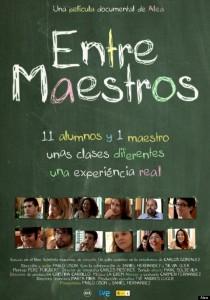 Entre Maestros (2012): Desde España, un documental de película