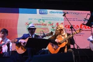 Manuelcha Prado y Pepe Torres