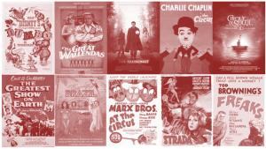 El Circo: 10 películas sobre los mágicos