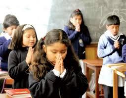 Semana Santa y el curso de Religión