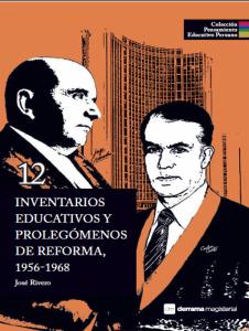 Colección Pensamiento Educativo Peruano: Tomo 12