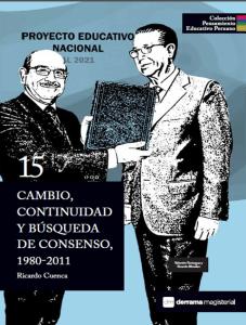 Colección Pensamiento Educativo Peruano: Tomo 15