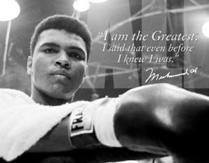 Cassius Marcellus Clay a Muhammad Ali
