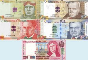 ¿Conoces a los personajes que aparecen en nuestros billetes?