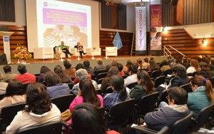 Talleres Regionales sobre nuevo currículo y evaluación docente organiza Derrama Magisterial