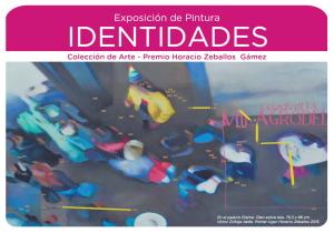 Exposición Identidades