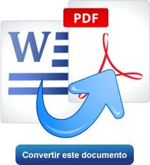 Cómo convertir un documento de Word en un archivo PDF