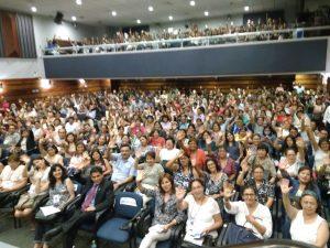 VII Congreso Encinas: Maestros satisfechos con jornada académica de Derrama Magisterial