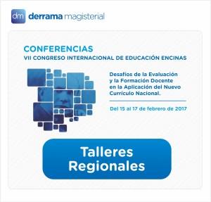 Ponencias del Congreso Encinas (IV): Talleres Regionales
