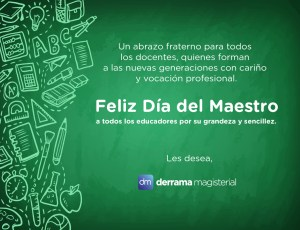 Día del Maestro: Historia de esta fecha especial para todos nosotros