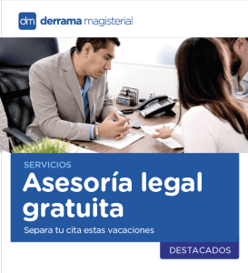 Asesoría legal gratuita para docentes estas vacaciones