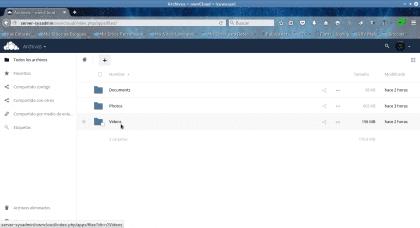 Archivos - ownCloud - Iceweasel_061