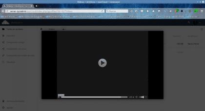 Videos - Archivos - ownCloud - Iceweasel_063