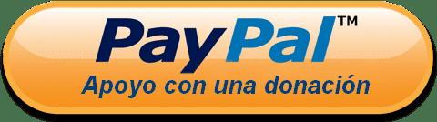 Botón de Donación PayPal