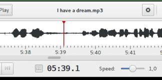 transcribir los audios a texto