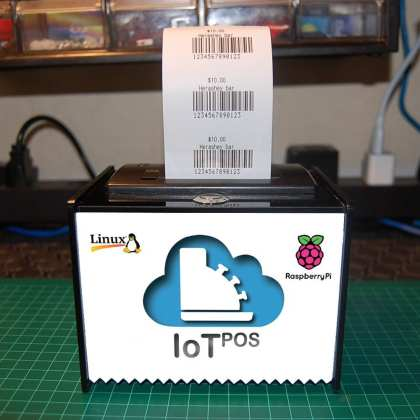 Punto de Venta sencillo - IotPOS