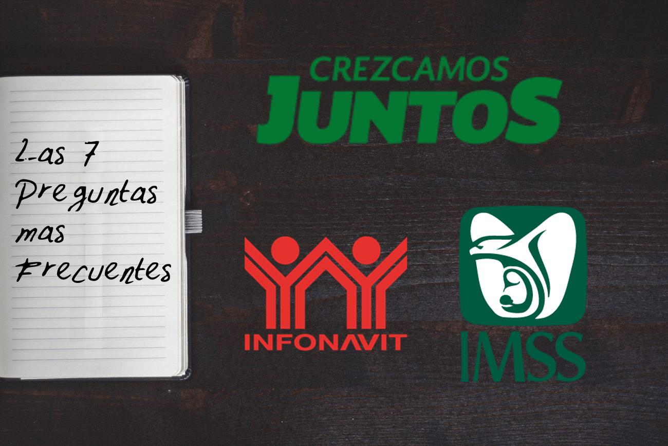 """59d1afa49 Beneficio en el IMSS """"Crezcamos Juntos"""" para Régimen de ..."""